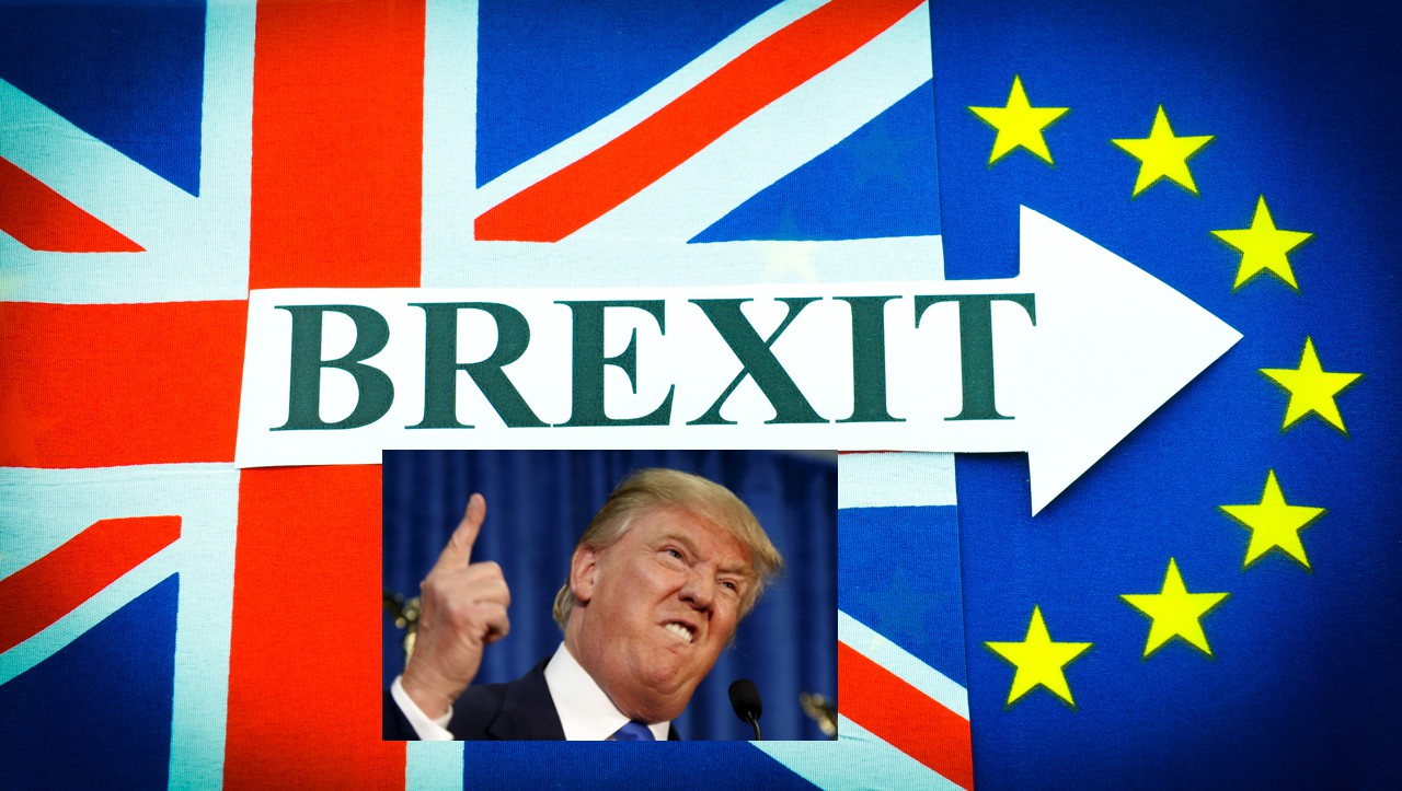 brexit and trump