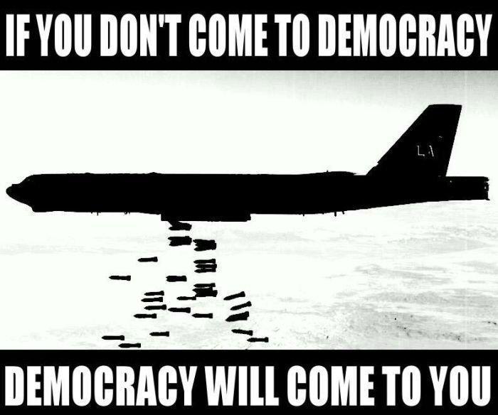 export of democracy